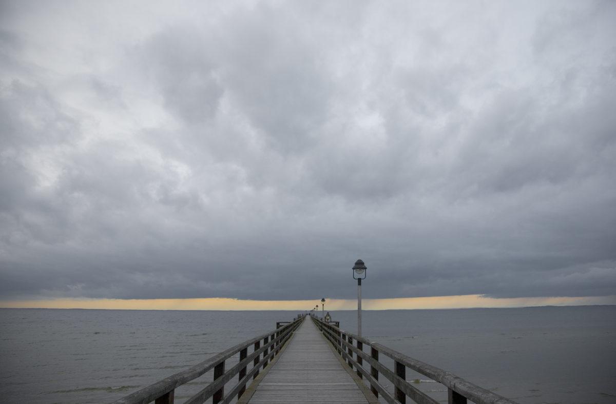 Silberstreif am Horizont © Sabine Pallaske Fotografie